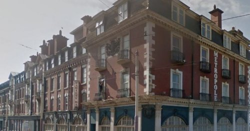 'No complaints made' about Blackpool hotel with 'maggots' in room