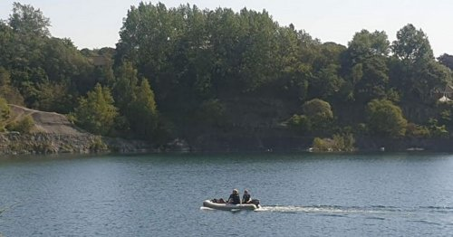 Deadly Lancs quarry visitors see police bring in dispersal order
