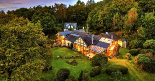 Dream Lake District home with lodge and stunning views on the market