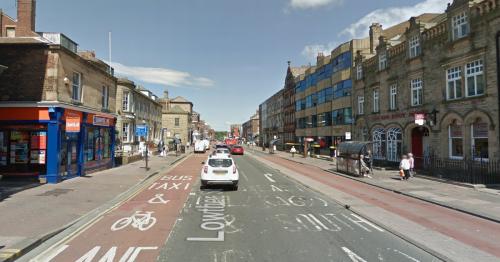 Man arrested on suspicion of rape after Carlisle city centre attack