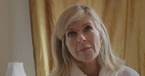 Kate Garraway hails nurses who hauled Derek from 'frightening place'
