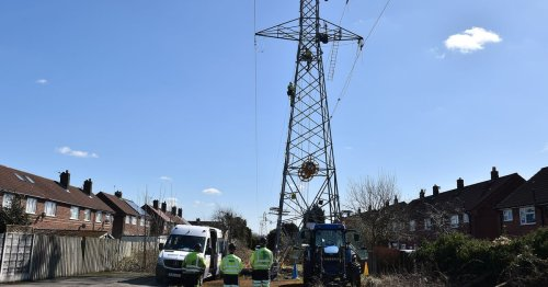 Every planned Lancs power cut this week with two areas hit