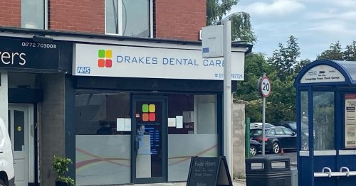 Preston dental patients fork out hundreds for private care as waiting lists full