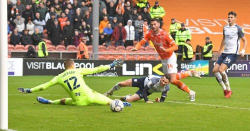Preston North End player ratings vs Blackpool