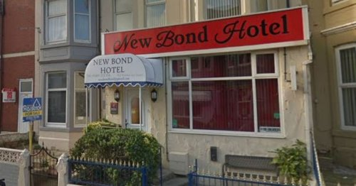 Blackpool hotel taken off market as owners give it drastic makeover