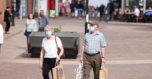Lancashire coronavirus cases tumble with big drops in four areas