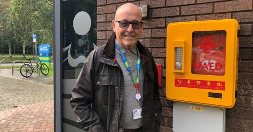 South Ribble's new lifesaving defibrillators and where they're located