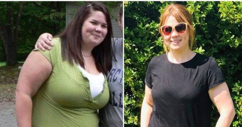 Carlisle woman's six-stone transformation achieved without counting calories