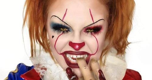 Carlisle makeup artist's spooktacular Halloween creations