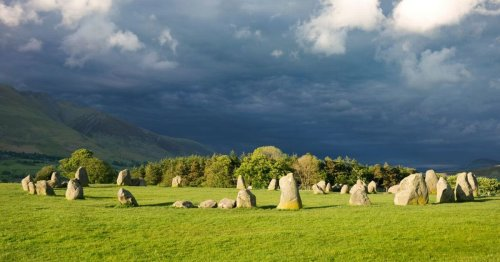 Lake District stone circle that rivals Stonehenge's mystery