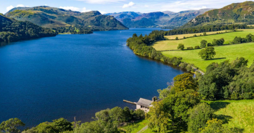 Lake District boathouse attracts interest from hundreds of potential buyers