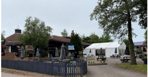 Carlisle pub's new beer garden plans in 'direct response' to Covid