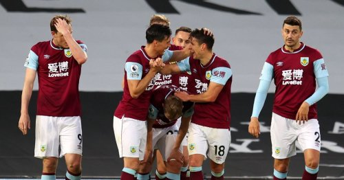 Premier League relegation odds for 2021/22 with Burnley third favourite