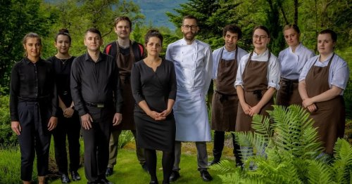 Amazing journey of neglected Lakes eatery that now has a Michelin star