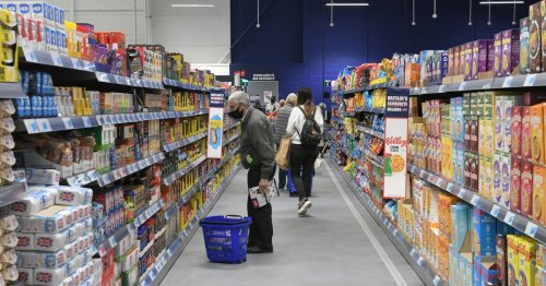 Supermarkets urgently recall food amid allergy, choking and listeria fears