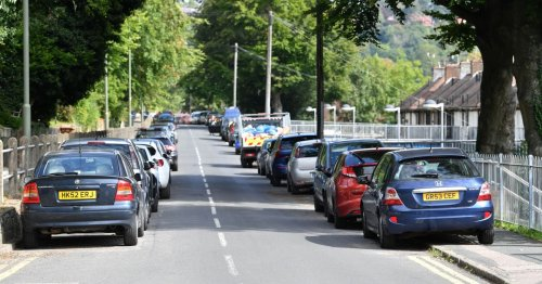 New driving laws could soon include £70 fine for parking on the pavement
