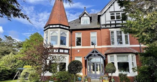 Beautiful period home in 'sought after' area of Lytham for sale at £1.3m