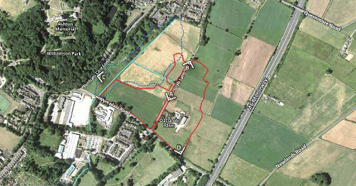 New Lancaster estate planned for farmland that could be Roman site
