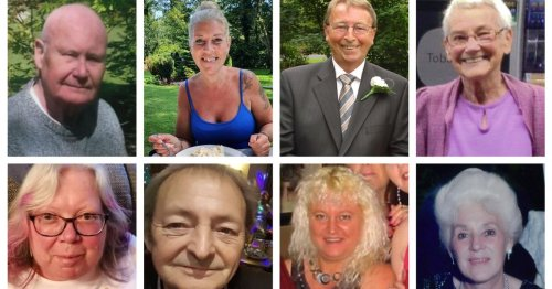 Beautiful tributes to special Hyndburn people who died recently