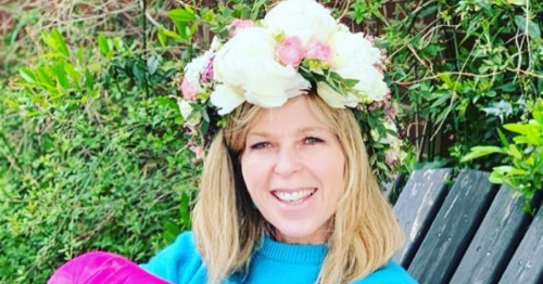 Kate Garraway shares disbelief and gratitude at new milestone