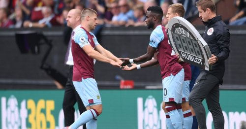 Dyche delivers his Cornet verdict as Burnley debutant makes mark against Arsenal