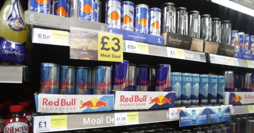 Student ended up in intensive care after drinking four energy drinks a day