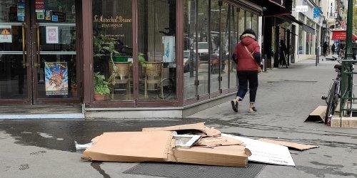 SONDAGE. 84% des Parisiens jugent que leur ville est sale
