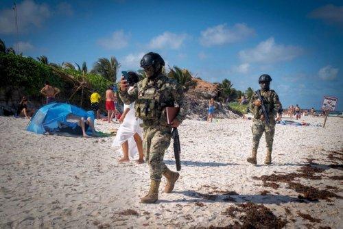 Mexique : Tulum, la plage de tous les dangers