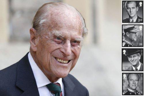 Prince Philip, quatre timbres en sa mémoire dévoilés