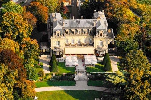 Le Domaine Les Crayères à Reims