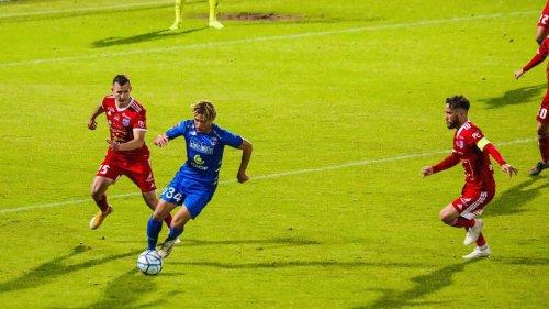 Ligue 2 : premier contrat pro pour Samuel Renel aux Chamois Niortais
