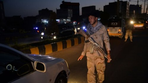 Afghanistan: les autorités décrètent un couvre-feu sur l'essentiel du territoire