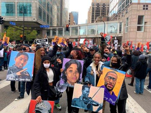 Minneapolis festejó que se hiciera justicia a George Floyd   La Opinión