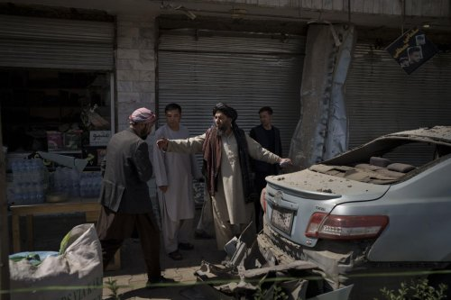 Latest headache for Taliban is Islamic State, as IS bombs explode across east of Afghanistan