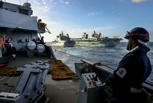 U.S., allies becoming more assertive in their approach toward a rising China
