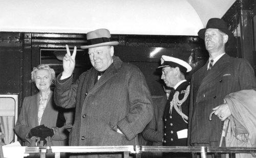 Churchill reconsidered as a rather nasty human being