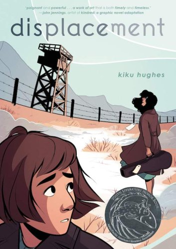 """Sci-Fi Graphic Novel """"Displacement"""" Confronts the Trauma of Incarceration"""