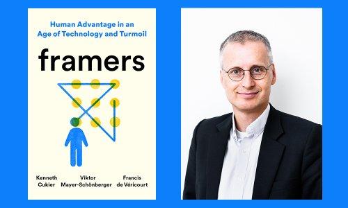 The Framing Phase: Talking to Viktor Mayer-Schönberger - BLARB