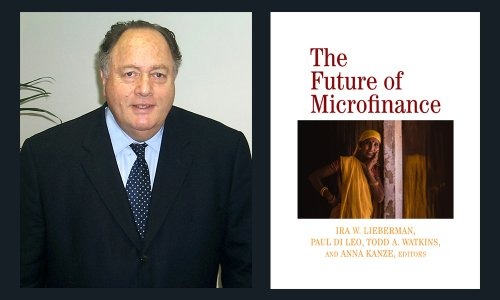 If Ever There Was a Time for Microfinance: Ira W. Lieberman - BLARB