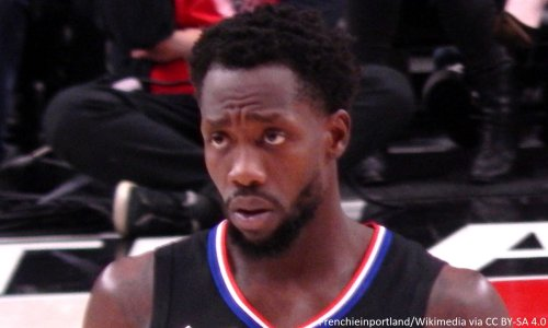 Patrick Beverley reacts to Steph Curry torching former team Clippers