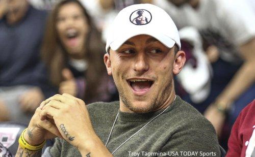 Johnny Manziel sent sports reporter troll autograph saying 'f— you'