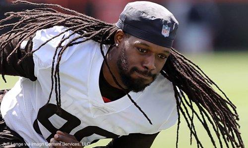 Jadeveon Clowney thinks he has finally found his NFL equal