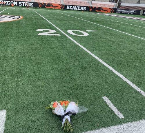 Oregon State had touching gesture for Utah football team