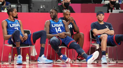 Team USA mocked with memes following loss to France