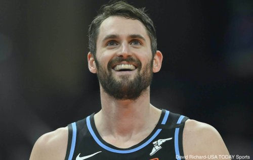 Kevin Love has vulgar message for Jerry Colangelo over Olympics diss