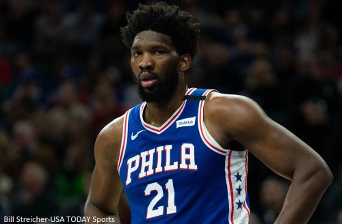 Joel Embiid has his own surprising take on Defensive Player of the Year