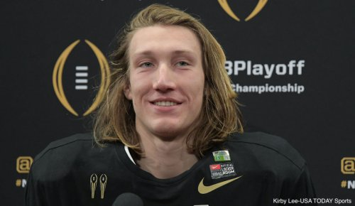 Trevor Lawrence clarifies interview remarks about his NFL motivation