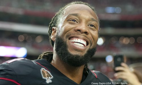 Cardinals GM reveals intriguing hint about Larry Fitzgerald's future