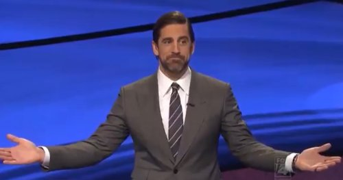 US senator calls for 'Jeopardy!' rematch with Aaron Rodgers after funny jab