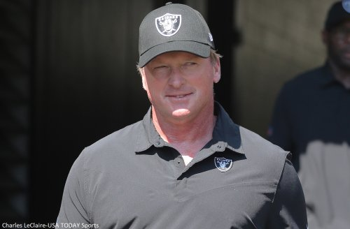 Jon Gruden's email comment about Colin Kaepernick draws attention